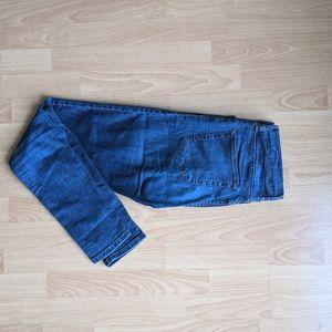 TOP SHOP Jamie Skinny Jeans W30 L34 Tall